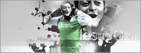 Mesut Ozil by FabrySA