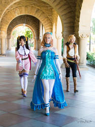 Tales of Abyss: Royal City of Light by LimitlessEdge