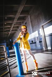 Big Hero 6: Honey Lemon by LimitlessEdge