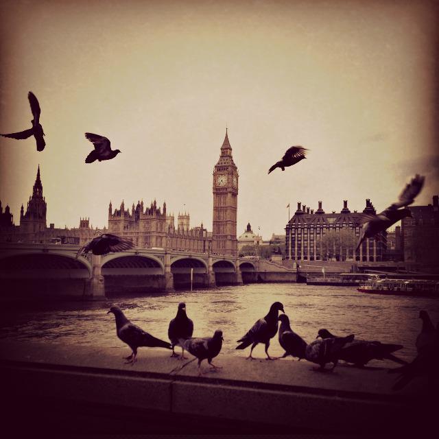 London by Lelartist