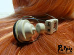 Headphones prototype close-up 2 by PuppitProductions