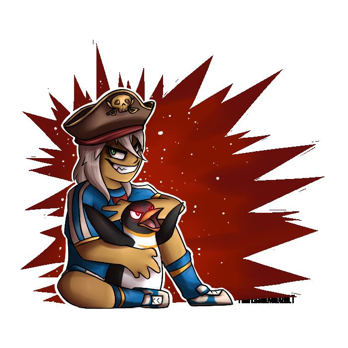 Inazuma Eleven: Captain by ProfessorAurabolt