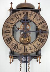 Antique Steampunk Clock -3-
