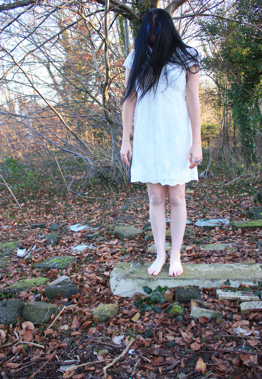 Ghost in the Woods3
