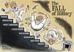 The Fall of Hillary Clinton