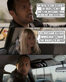 What if Russian illegal immigrants vote?