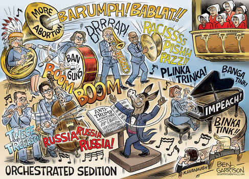 Democrats Orchestrated Sedition