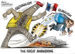 Ben Garrison: The Great Awakening