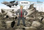 Buzzfeed's Big Bombshell Dud by Ben Garrison