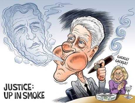 Up In Smoke by Ben Garrison