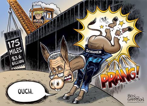 Trumps Wall - Ben Garrison