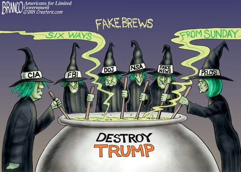 Witches Hunting by AF Branco