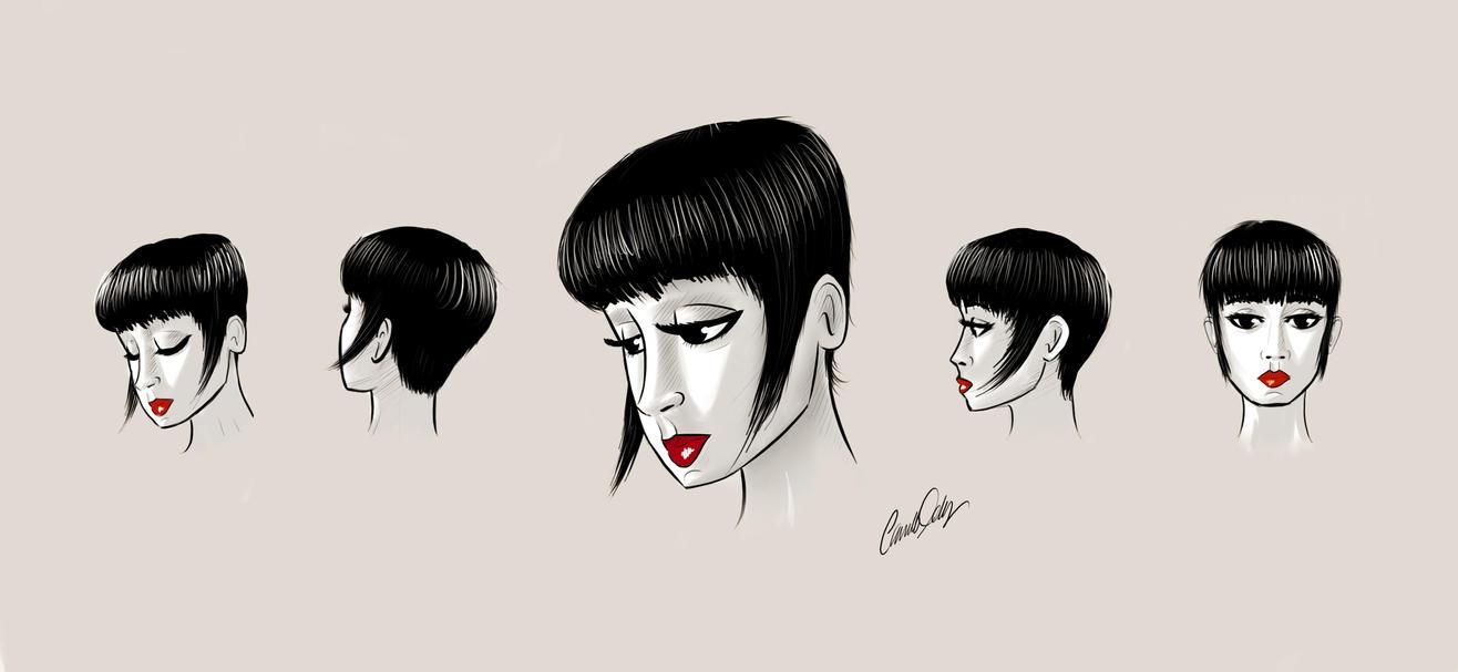 Lili Sketch by AbaddonVolac
