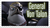 General Von Talon Stamp by Jakuz-Stampz