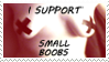 -Small boobs stamp- by Jakuz-Stampz