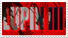 Lupin III stamp by Jakuz-Stampz