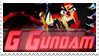 Mobile Fighter G Gundam: second stamp by Jakuz-Stampz
