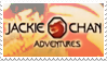 Jackie Chan Adventures stamp by Jakuz-Stampz