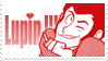 Stamp: Lupin Love by Jakuz-Stampz