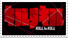 Kill la Kill stamp by Jakuz-Stampz