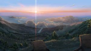 Beyond that horizon