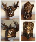 Diablo III Reaper of Souls Crusader Armor parts