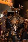 Diablo 3 Reaper of Souls Crusader Female