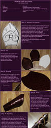 How to craft an Armor piece [Tutorial 01] by cyehra