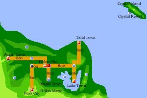 Holon Map by LordFhalkyn