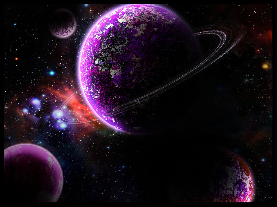 planets deviantart tattoo - photo #32