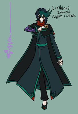 Dark Signer Shay/Shun