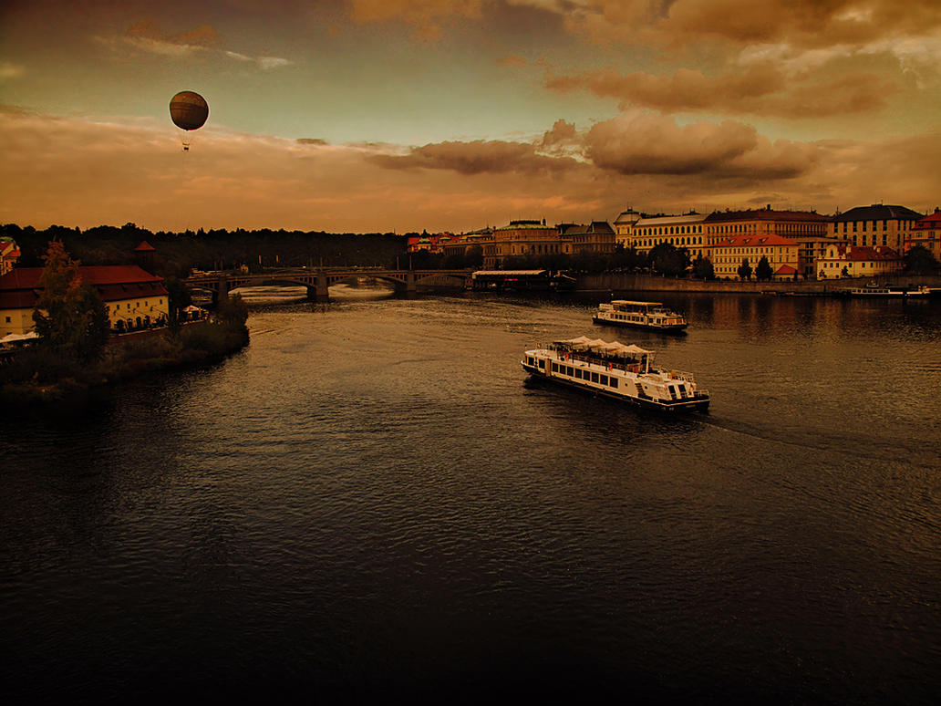 Vltava by Kifffia