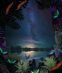 Nightfall by ickaohman