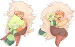 so um how about that jaspidot