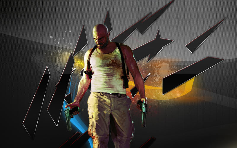 Max Payne 3 Hd Wallpaper By Fenixdesignhd On Deviantart