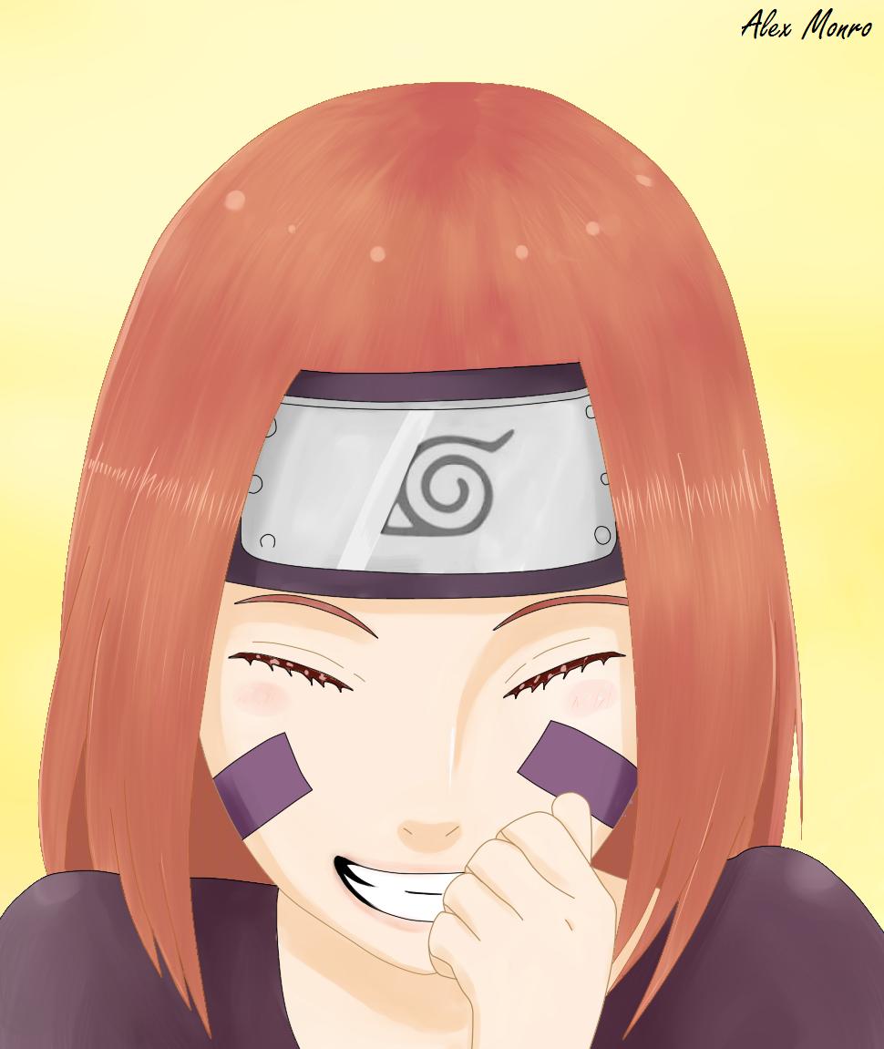 Naruto 688 Rin By AlexMonro On DeviantArt