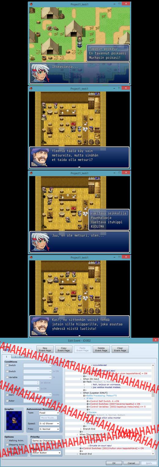 RPG-Maker VX Ace screencaps by RuosteVaara on DeviantArt