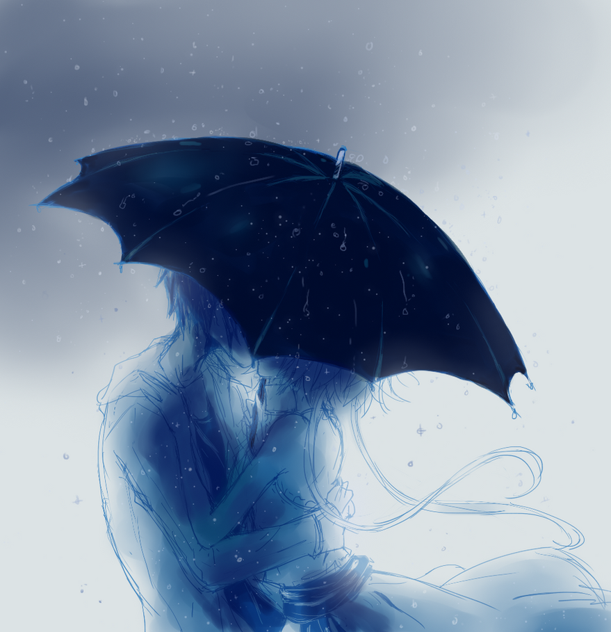 NWG: Rainy Day by kateheichou