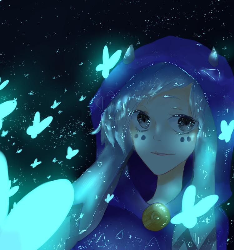 Glow by kateheichou