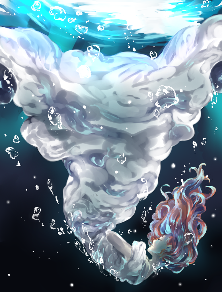 Ophelia by kateheichou