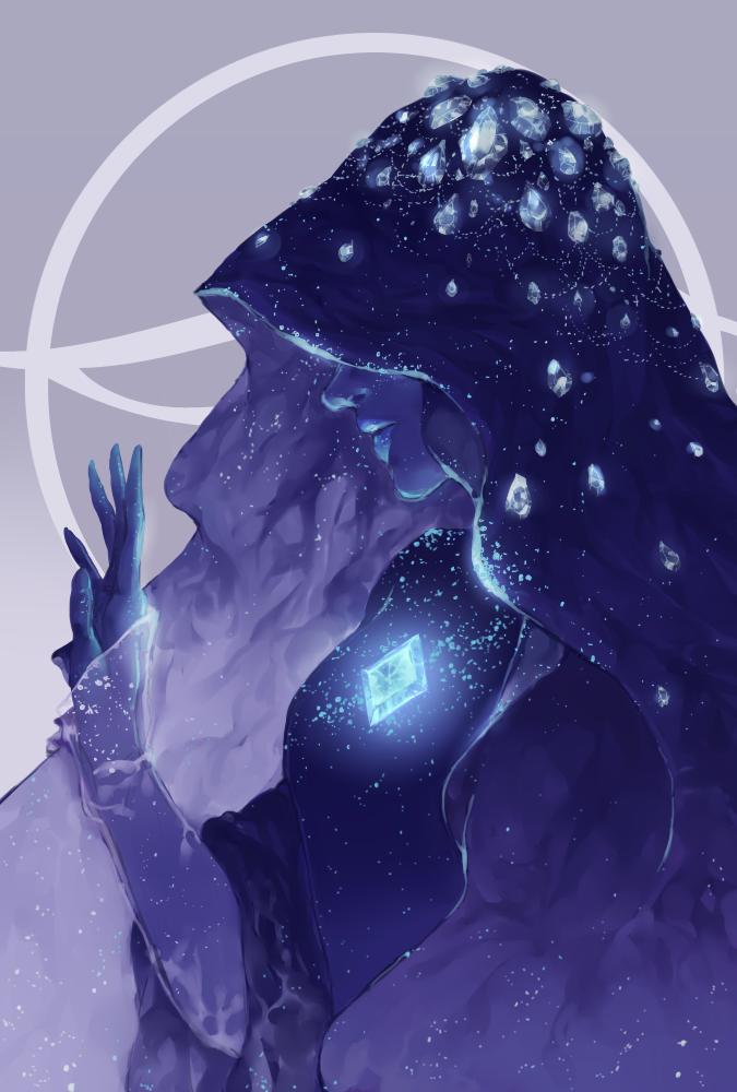 Blue Diamond by kateheichou on DeviantArt