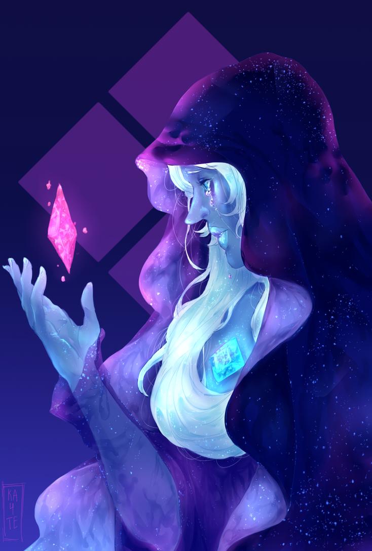 Blue Diamond [ Revisited ] by kateheichou