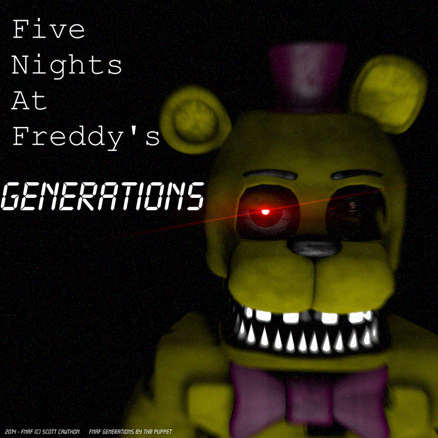 fnaf generations gamejolt page thrpuppet by puppetfactory on