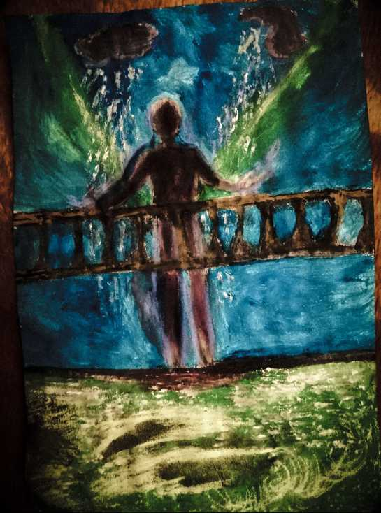 The powerful bridge by Dark--fairy