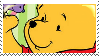 Pooh Stamp by la-nausee