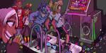 arcade! by FloralGarbage