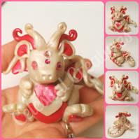 Baby Valentine Dragon!