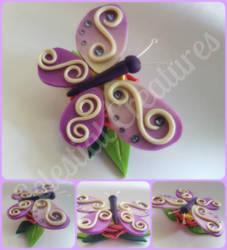 Purple Butterfly!