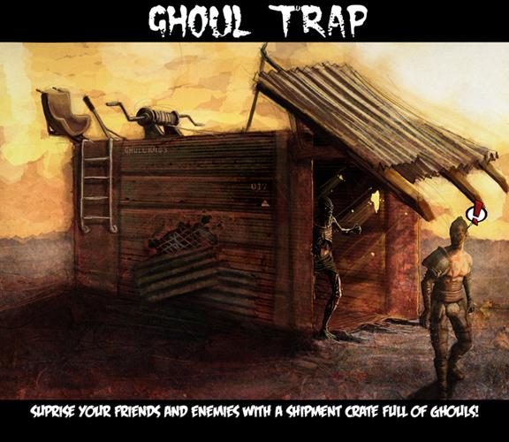 ghoul trap by SickJoe