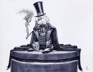 Quack the Ripper by SickJoe